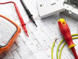 Electrical Equipment On House Plans
